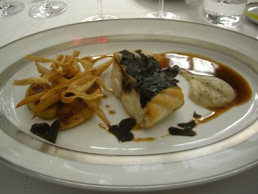 La cuisine il carpaccio at le royal monceau raffles for Restaurant la cuisine royal monceau