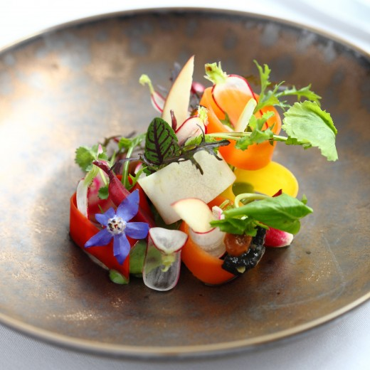 Kei impeccable contemporary french cooking b a alexander lobrano - Modern french cuisine recipes ...