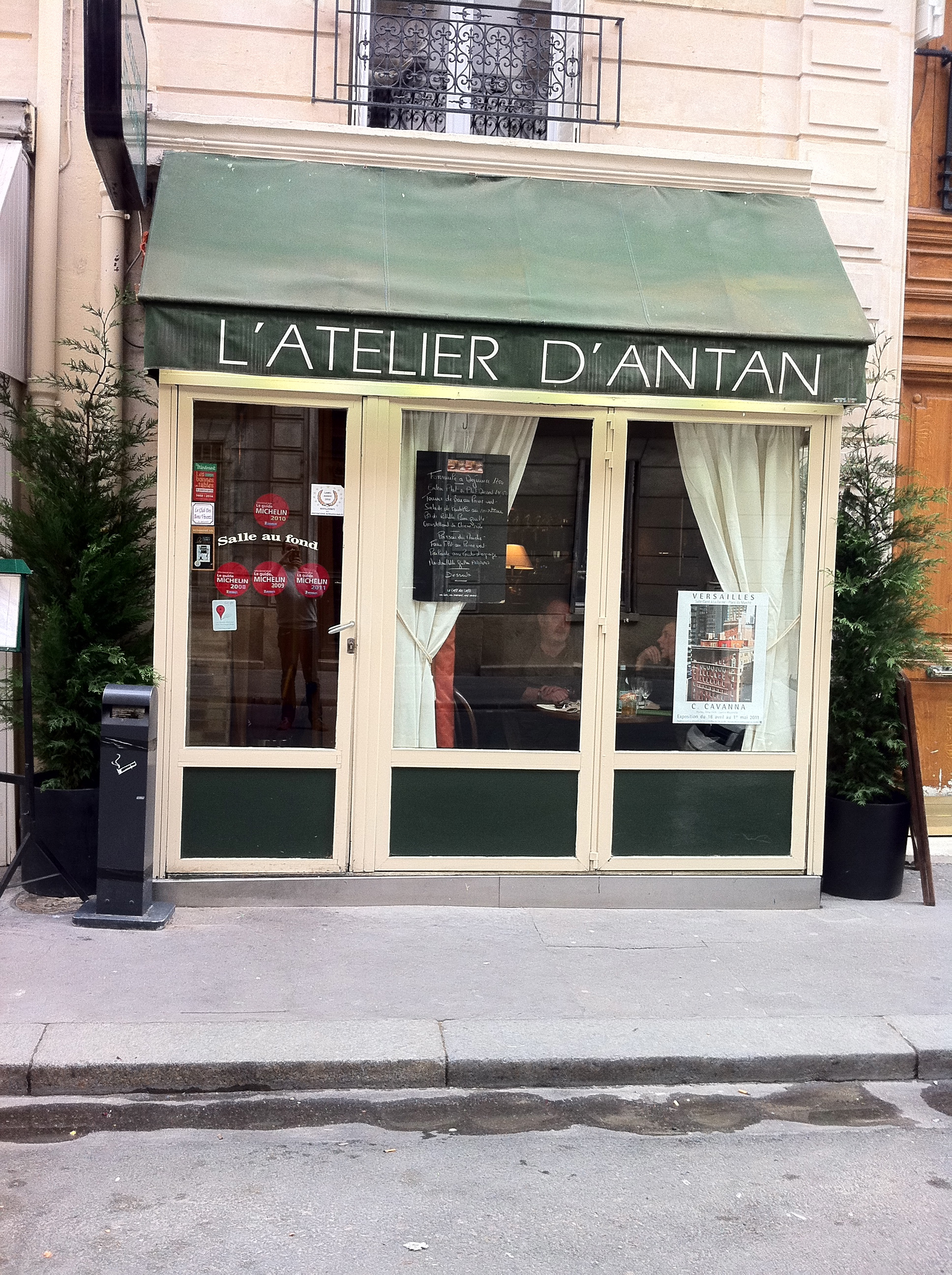 L Atelier 50 l'atelier d'antan-great bistro food and a really good time