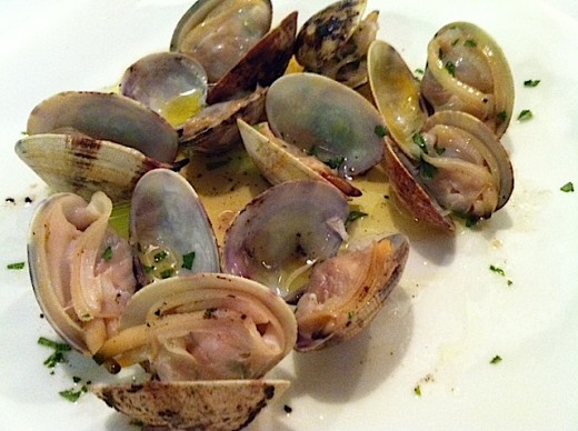 Baby-CLams