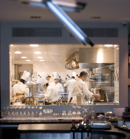 Open Kitchen Restaurant: ANTOINE-A Good Catch For Fish-lovers, B+