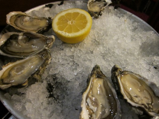 Rotonde-oysters