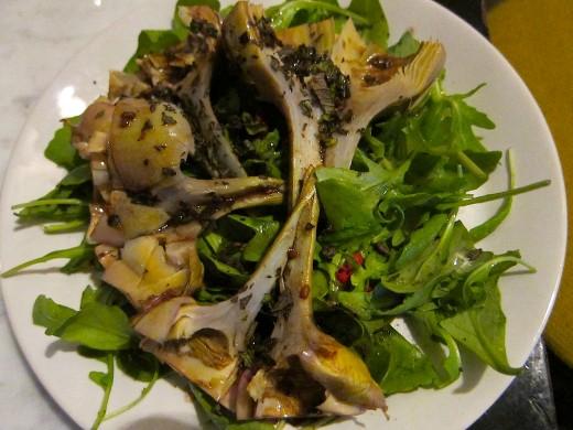 PAN-Artichoke-Salad