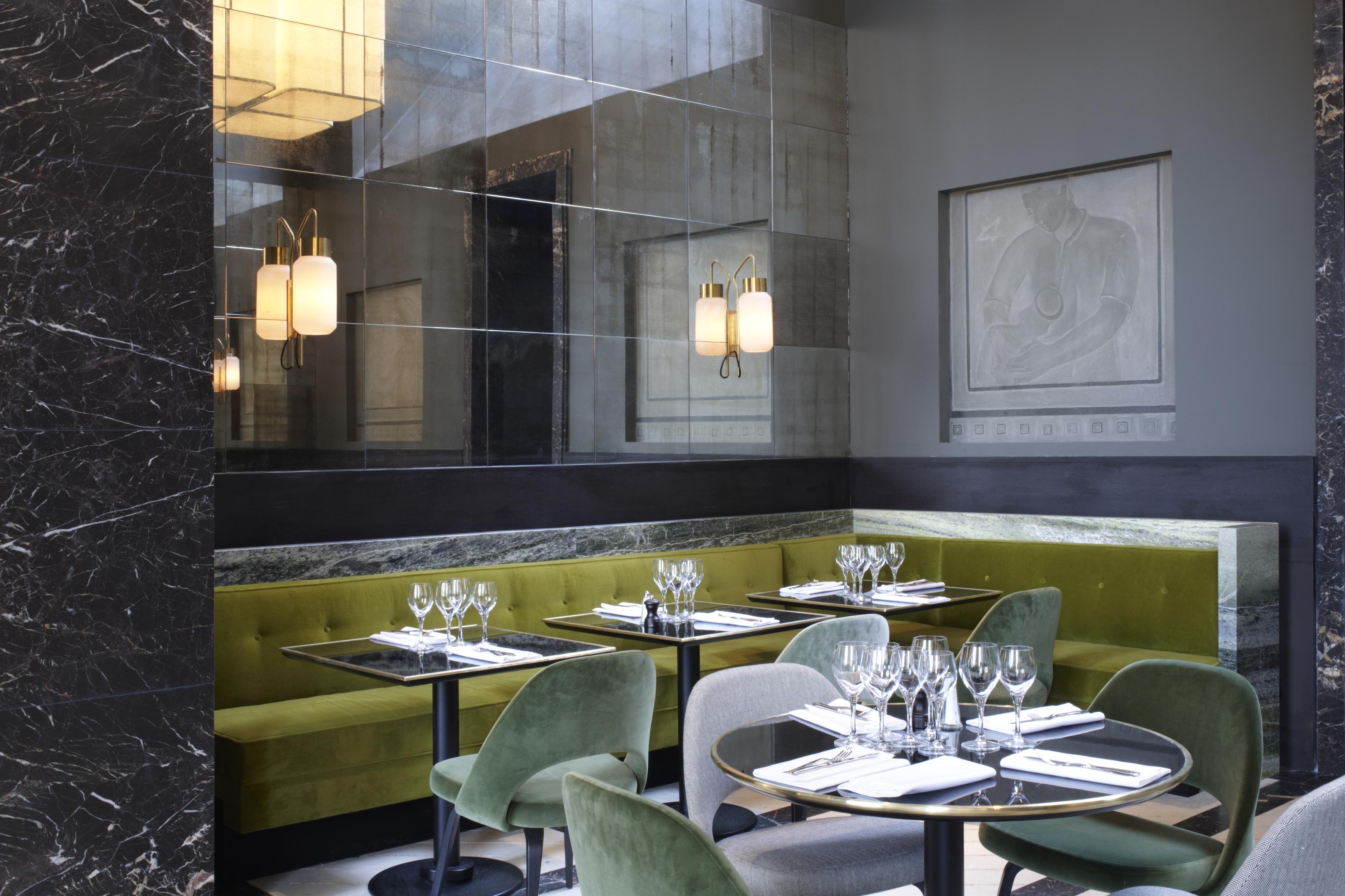 Deco Tonneau De Vin monsieur bleu-dining chic-to-chic at the palais de tokyo, b
