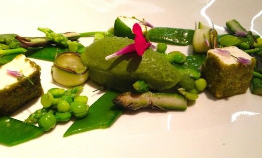La-Scene-vegetable-starter