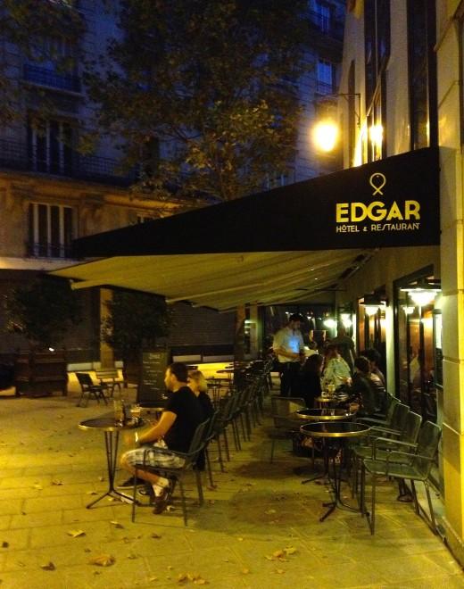 EDGAR-Terrace