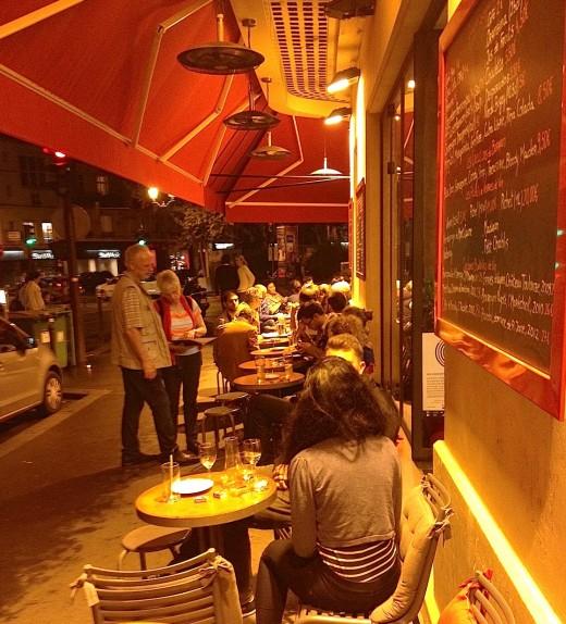 La cantine de la cigale excellent casual dining in pigalle b alexander lobrano - La cantine du troquet dupleix ...