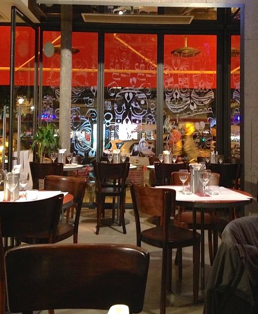 Olympe Sport Cafe Paris