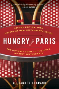 Hungry for Paris 2nd ed jacket copy Front Cover
