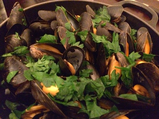 Bellet-Mussels