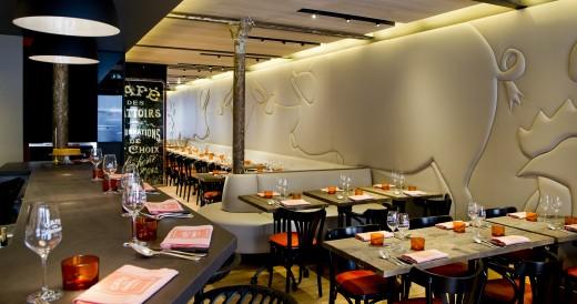 Café des Abattoirs / Rostang