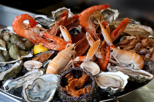 Dessirier-shellfish-plater