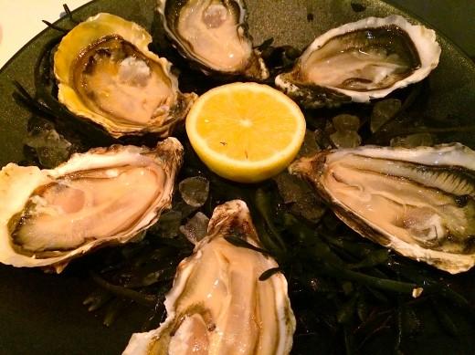 Dessirier Oysters