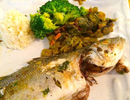 Boite a Sardine - Sea bass
