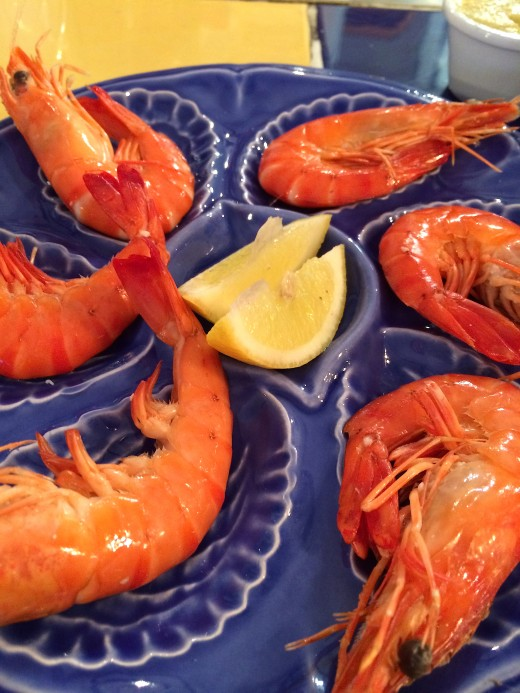 Boite a Sardines - Shrimp