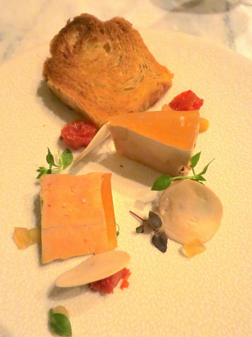 Coretta - Foie gras starter