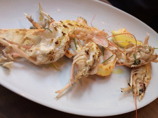 Clown Bar - Langoustines