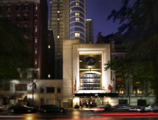 The Sofitel, New York City