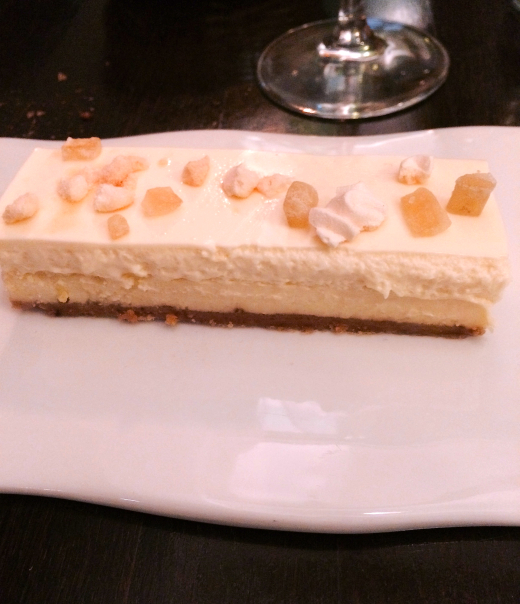 Poulettes Cheese cake
