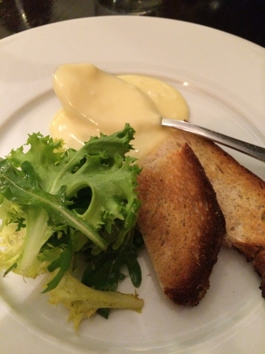 Poulettes Vacherin cheese