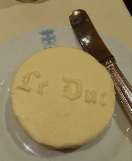 Le Duc - butter