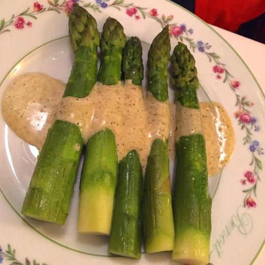 Benoit - Asparagus
