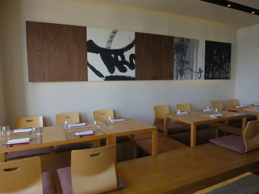 La Table de Breizh Cafe - DIning room