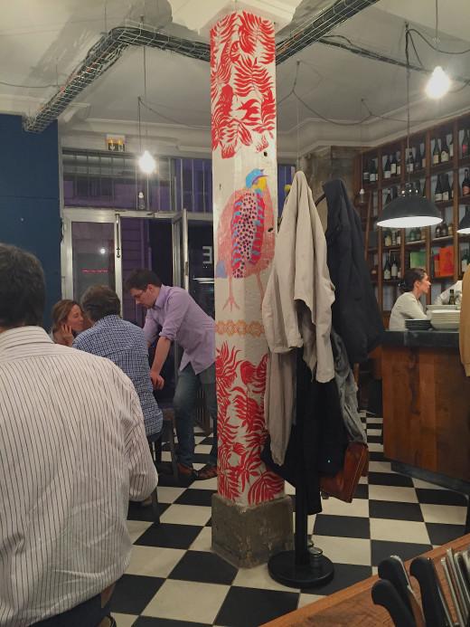 A Mere - Brazilian column 2