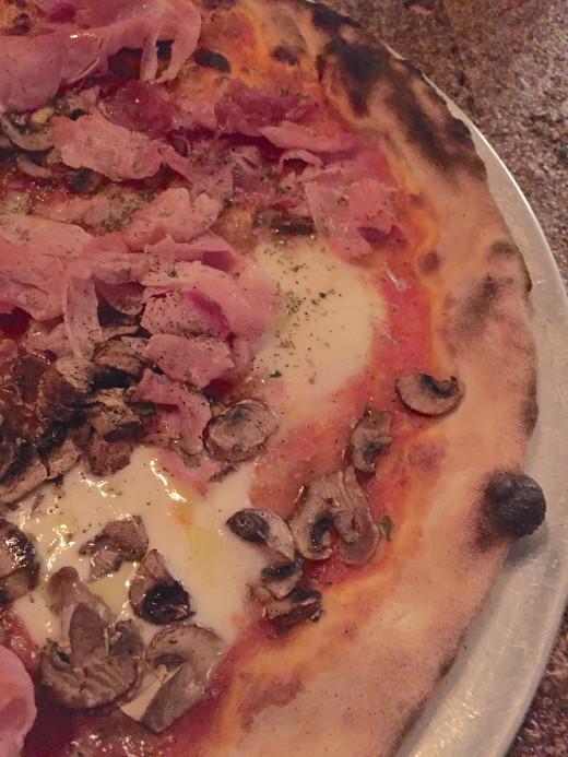 Faggio pizza regina 2