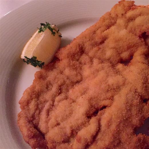 Gasthaus Wolf - schnitzel
