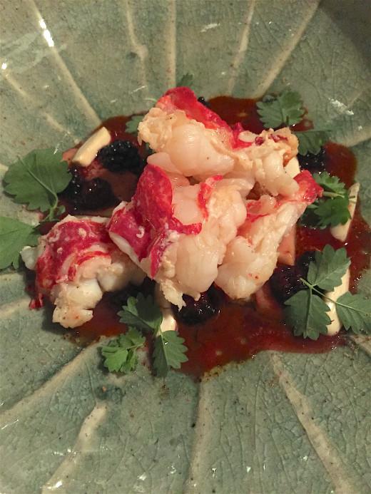 Le Grand Restaurant - Lobster