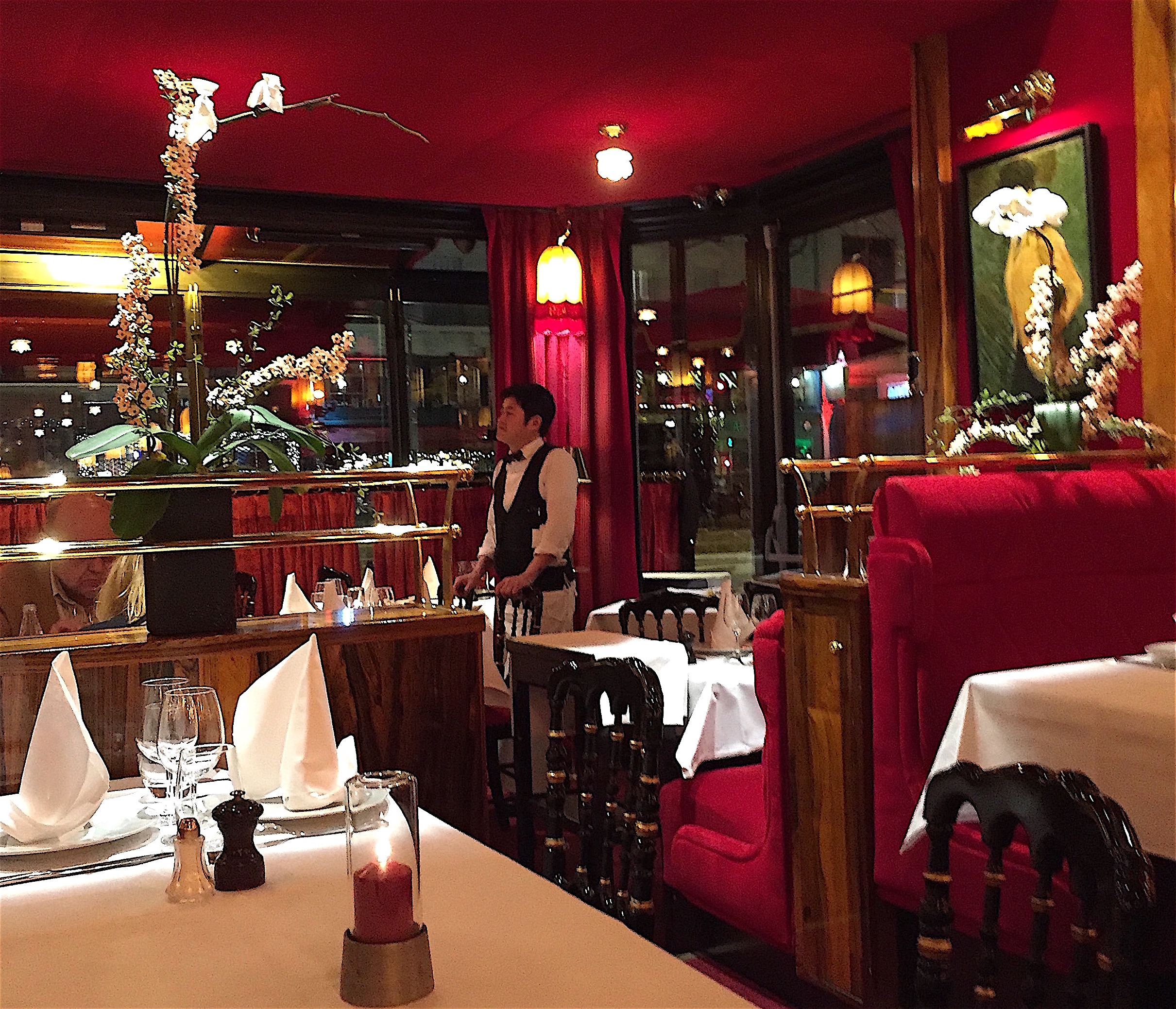 La Rotonde Restaurant Paris