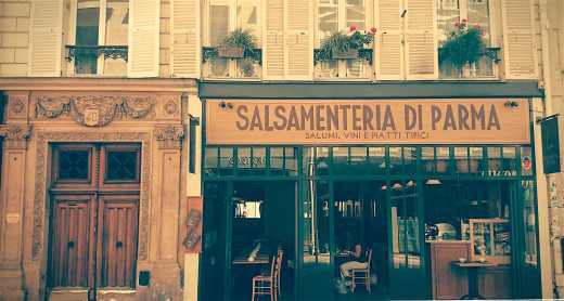 Salsamenteria facade Photo institutionnelle SALSA PARIS