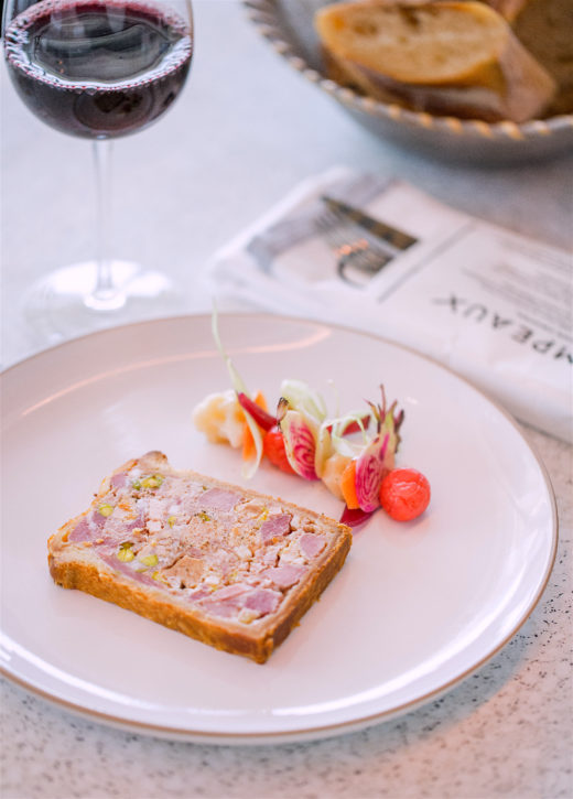 Champeaux - pate en croute @Pierre Monetta