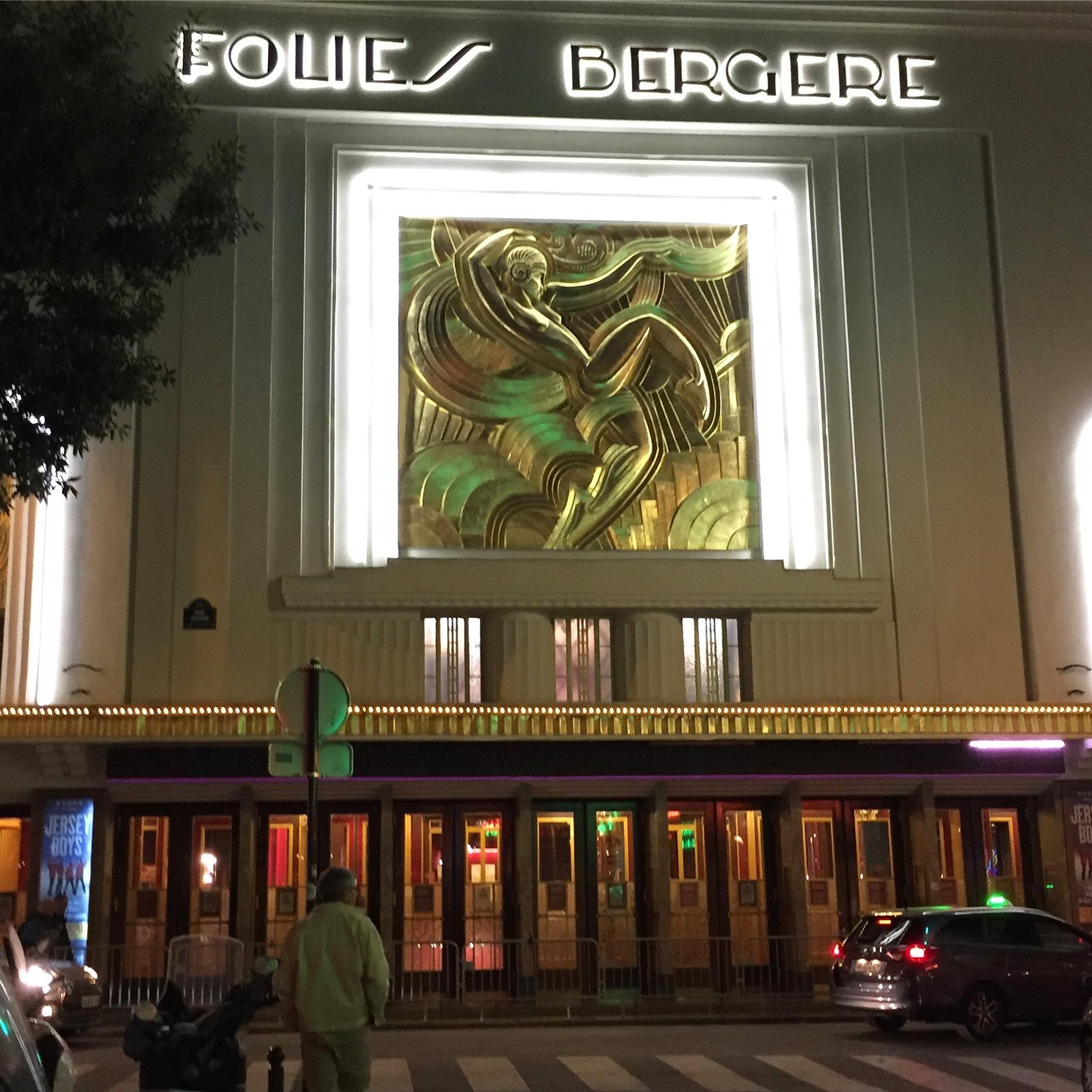 Folies Bergere @ Alexander Lobrnao