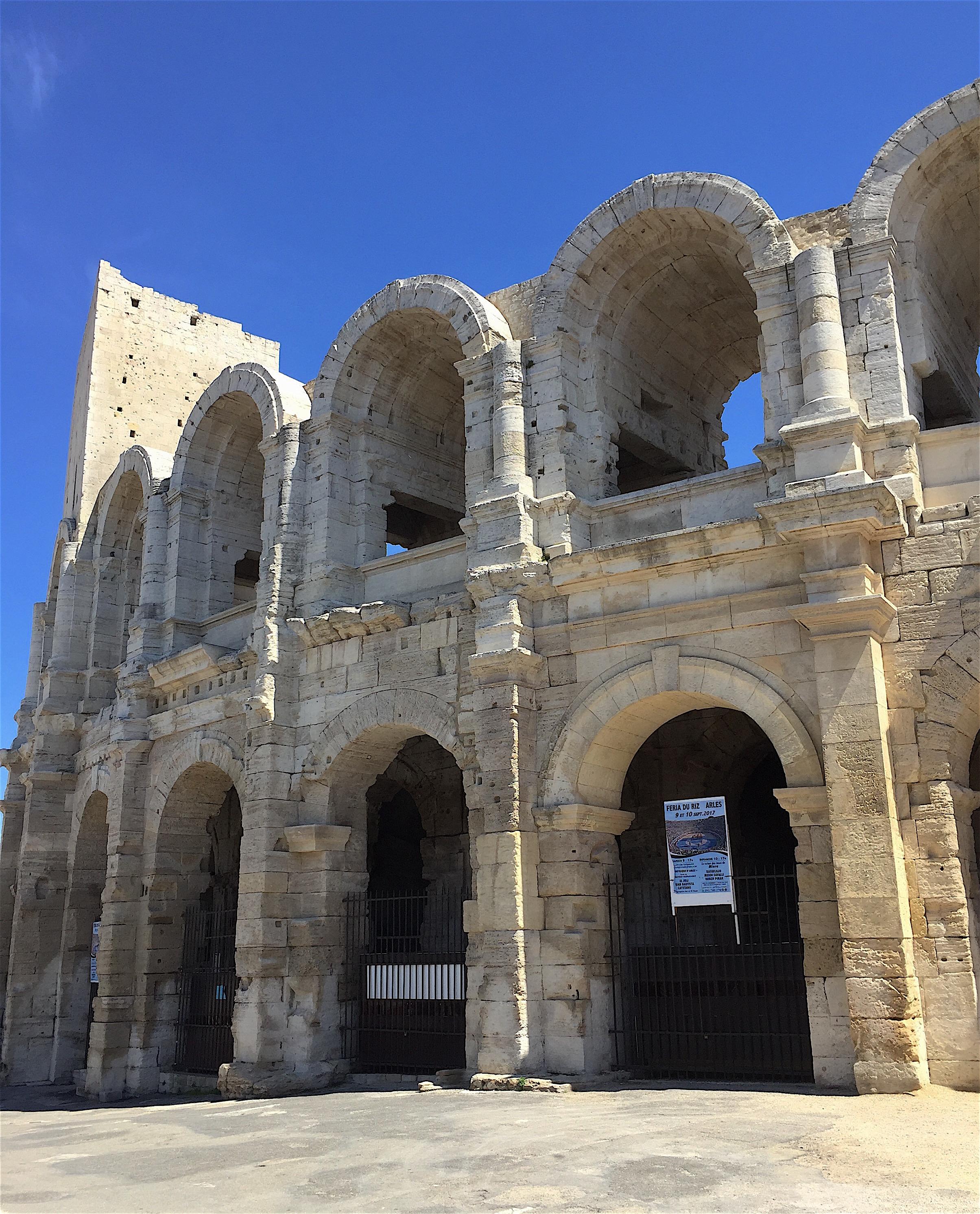 Arles Arena @ Alexander Lobrano