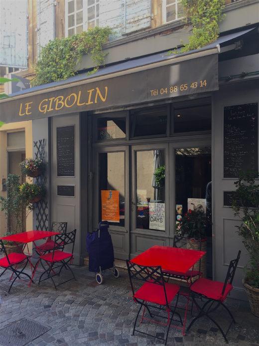 Le Gibolin - Facade @Alexander Lobrano