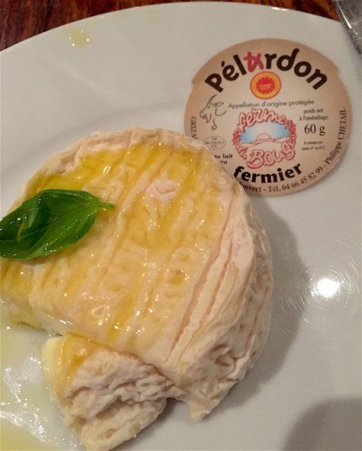 Le gibolin - Pelardon @Alexander Lobrano