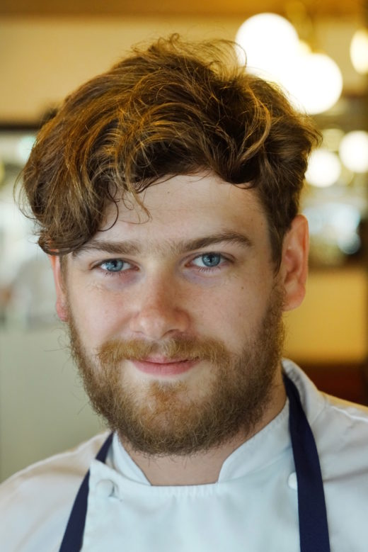 Origins 14 - La Regalade @chef Ollie Clarke