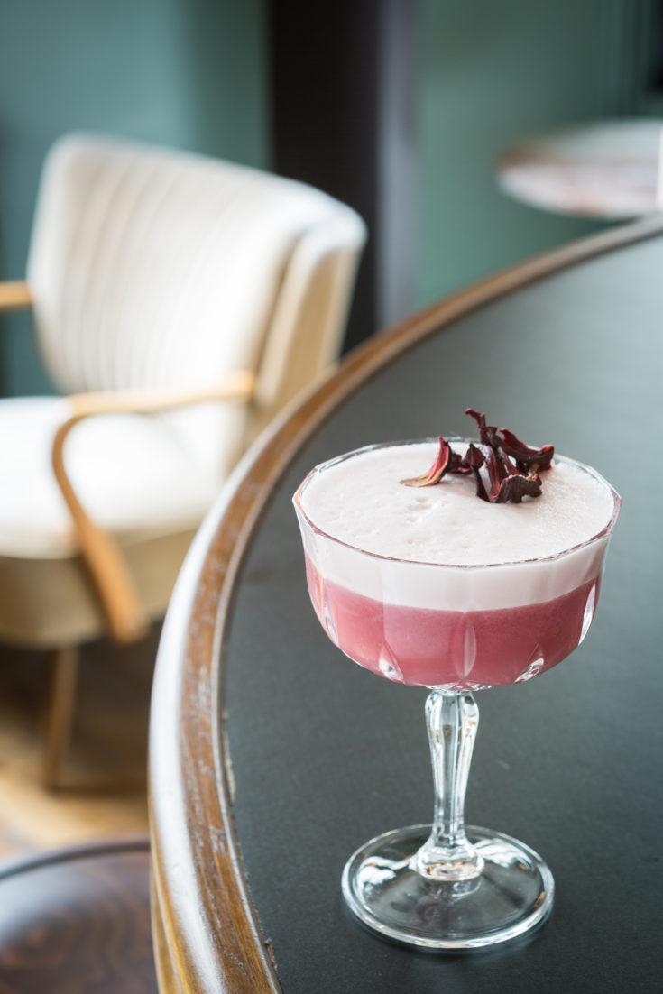 Vins des Pyrenees - Zelda cocktail @Yann Deret