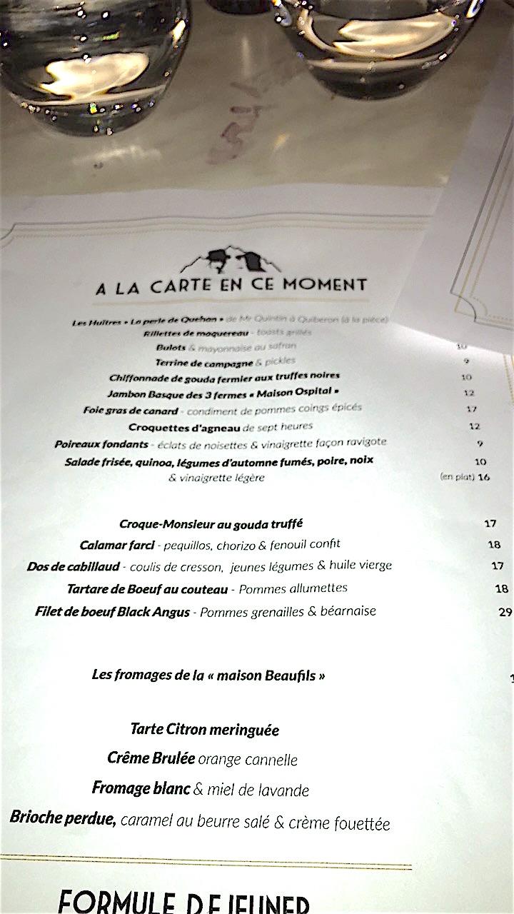 Vins des Pyrenees - menu@Alexander Lobrano
