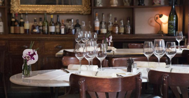 Le Flaubert - Dining room @Lisa Klein Michel