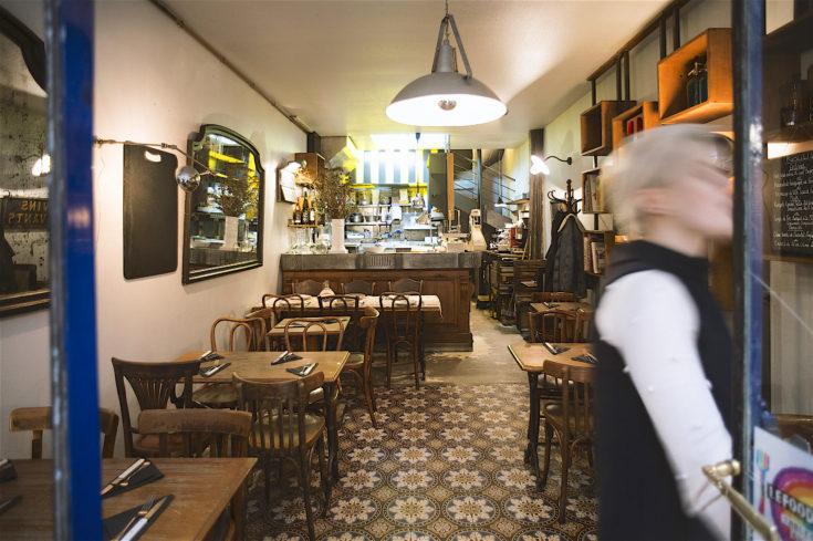 Racines, Paris | A Delightful Bistrot a Vins Gets a New Chef, B+