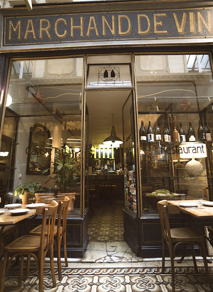 Racines, Paris | A Delightful Bistrot a Vins Gets a New Chef, B+ ...