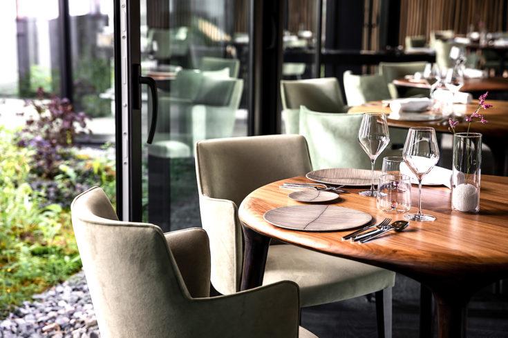 Maison Aribert - dining room @ STUDIO PAPIE AIME MAMIE